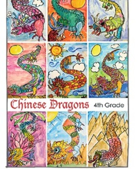 Chinese Dragon Art Lesson