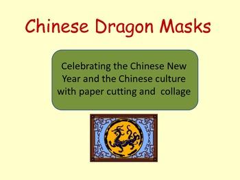 Chinese Dragon Mask Making