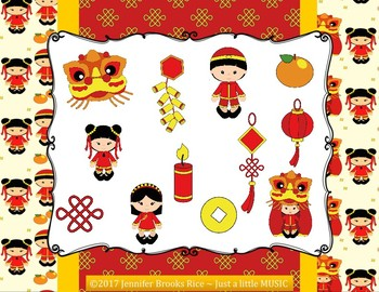 Chinese Dragon Rhythms - Interactive Reading Practice Game {syncopa}