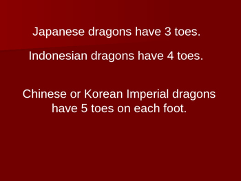 Chinese Dragons Facts & Visuals