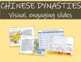 Chinese Dynasties - A snapshot (HIGHLY VISUAL, ENGAGING)