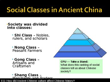 Chinese Dynasties - Ancient Chinese Culture and Dynastic Cycle