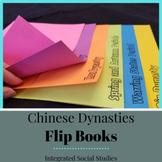 Chinese Dynasties Flip Books