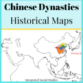 Chinese Dynasties Maps