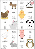 Chinese English Farm Animals
