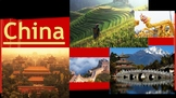 Chinese Geography, Climate, and Architecture PowerPoint Pr