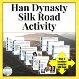 Chinese Han Dynasty & Silk Road Activity