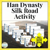 Chinese Han Dynasty & Silk Road Activity