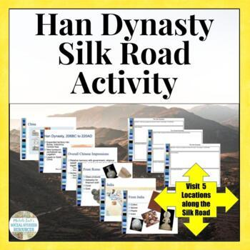 Silk Road Teaching Resources Teachers Pay Teachers