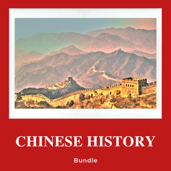 Chinese History Content Bundle
