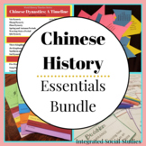 Chinese History Essentials Bundle