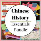 Chinese History Essentials Bundle