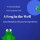 Chinese Idiom Story Script: A Frog in the Well
