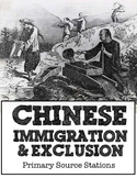 Chinese Immigration and Chinese Exclusion Act -- primary s