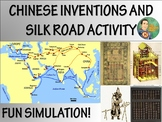 Chinese Inventions Along The Silk Road Activity and Simulation