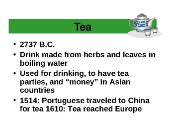 Chinese Inventions - PowerPoint