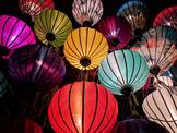 Chinese Lanterns 1 Digital Puzzle VIPKID