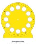Chinese Mandarin English Teaching Clock