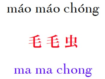 Chinese Mandarin Flash Cards 1 - 100