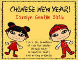 Chinese New Year!