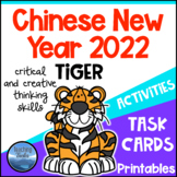 Chinese New Year 2021 Task Cards and Printable Worksheets