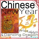 Chinese New Year 2021 Dancing Dragon and Activities