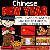 Chinese New Year PowerPoint Holidays Around the World