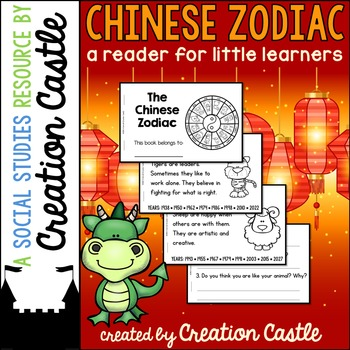 Chinese New Year Guided Reading Book