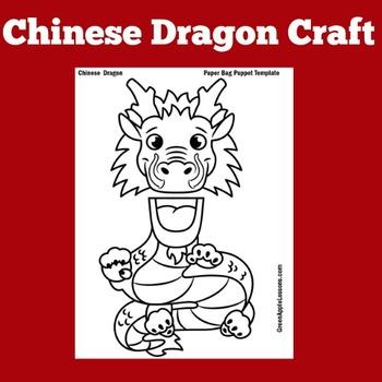 Chinese New Year Activity | Chinese New Year Craft | Chinese New Year 2019