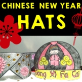Chinese New Year 2020 (Printable Chinese New Year Hats)