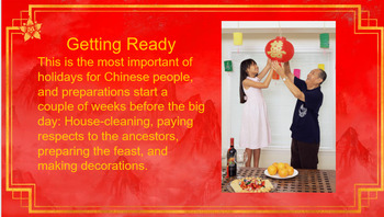 Chinese New Year 2018 Powerpoint, Reading, and Craft