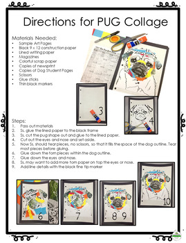 Reading Comprehension Passages and Questions | PUGS | Art Activity | History