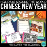 Chinese New Year 2021 Activities | Digital & Printable | L