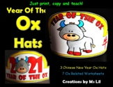 Chinese New Year 2021 Hat ::   Year of the OX 2021 ::  Chi