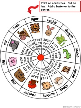 Chinese New Year 2019:  Free Wheel Project