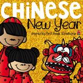 Chinese New Year Activities and Lantern Craft