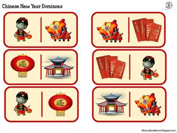 Chinese New Year Activites Kit