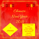 Chinese New Year Activities 2019-Internet Scavenger Hunt,