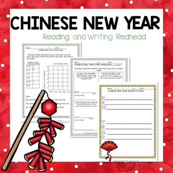Chinese New Year Multidisciplinary Activities