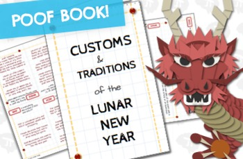 Chinese New Year 2017 Activities BUNDLE