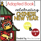 Chinese New Year Adapted Books { Level 1 and Level 2 } Lunar New Year
