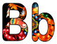 Chinese New Year BB Letters and Numbers