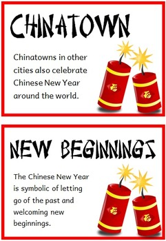Chinese New Year (BUNDLE PACK)