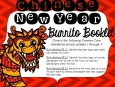 Chinese New Year Burrito Booklet