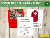 Chinese New Year Cards and Booklet
