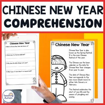 Chinese New Year Comprehension