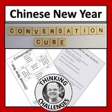 Chinese New Year Conversation Cube