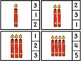 Chinese New Year Count And Clip 1-20 Tally Marks