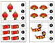 Chinese New Year Count and Clip Cards
