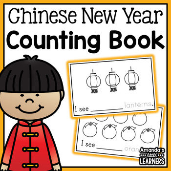 Chinese New Year Counting Book